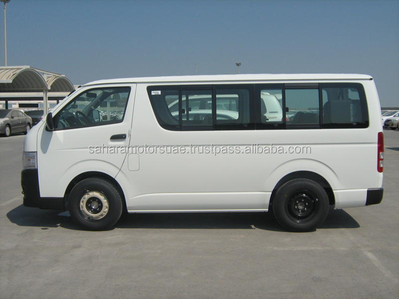 Brand New Toyota Hiace Mini Bus