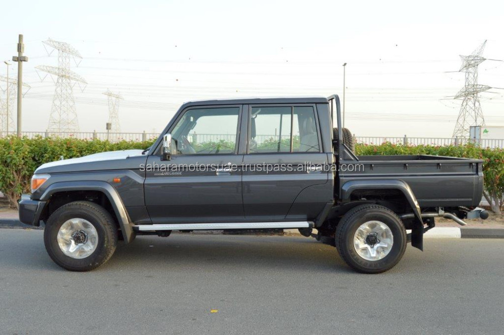 Land Cruiser Double Cab 4wd Pickup Buy Double Cabin 4x4