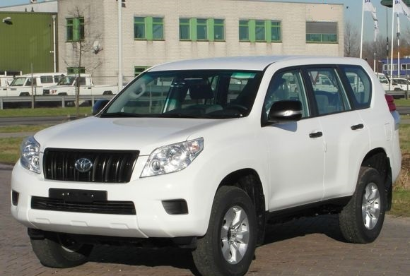 Toyota Land Cruiser Prado TX 9 4x4 SUV Europe
