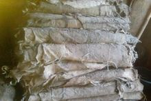 Wet Salted Donkey Hides -well processed