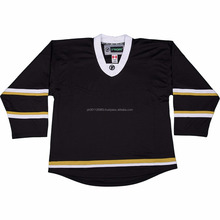 cheap wholesale blank ice hockey jerseys / practice team jerseys uniforms