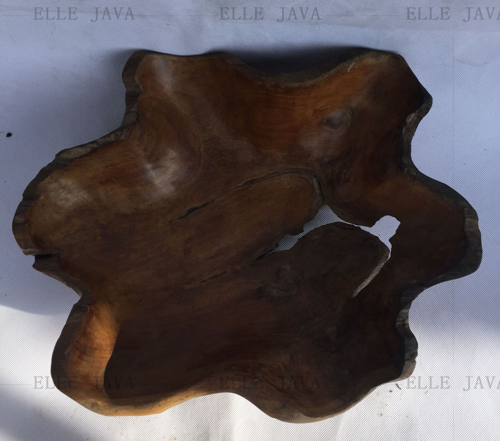 Teak Root Furniture Fruit Bowl Many Sizes Available