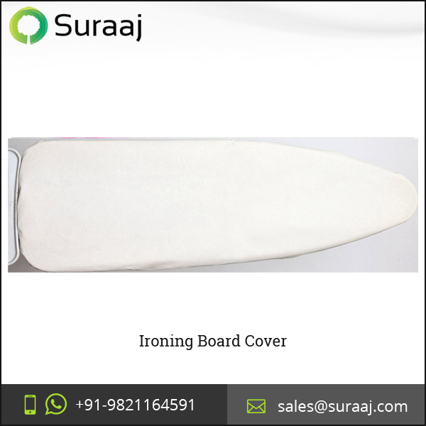 Solid Dyed Cotton Ironing Board Cover