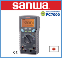 High precision and Reliable scope digital Sanwa multimeter for high accuracy & resolution