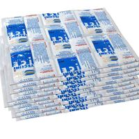 Techni Ice Standard 2 Ply Ice Cold and Heat Gel Pack Bundle of 10 Sheets