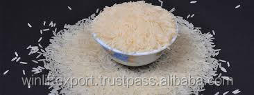Pusa basmati rice for Australia