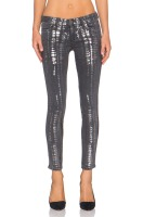 Hannah Skinny Slim Cropped Jeans in Sprit Guide