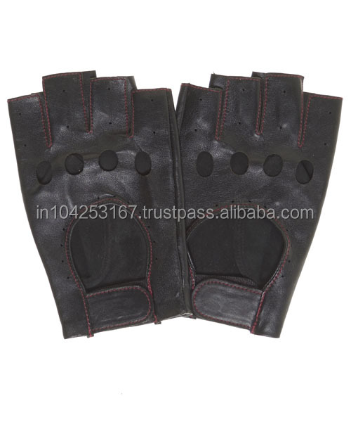 gloves for motorbike, leather motorbike gloves, motorbike glove in 100% genuine leather