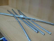 galvanized steel wire rope 16mm