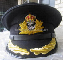 ROYAL NAVY OFFICERS HAT CAP