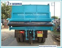 Dump Truck Tailboard Chip Spreader for sale