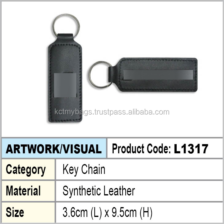 PU Key Chain