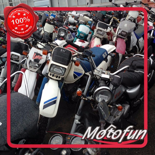 USED Japan MOTORCYCLES for sale 250/400/600/750/1000cc export
