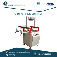 Top Manufactured of Skin Packing Machine in Different Size Model