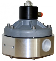 ViscoTreat-P acts as a small buffer tank integrated in the section between product feed source and dosing unit.