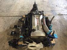 JDM Nissan Skyline GTR R33 RB26DETT Engine AWD Transmission ECU RB26 BCNR33 RB25