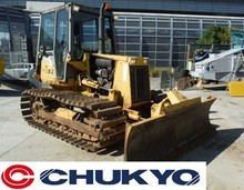 < SOLD OUT > Used Bulldozer Komatsu D31P-20E LGP Shoe From Japan For Sale