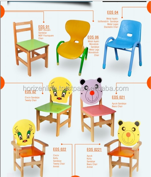Kindergarten And Schools Furniture