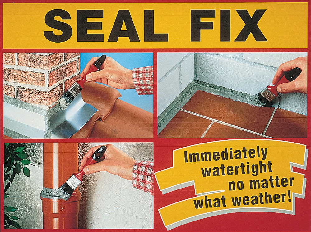Sealfix Waterproof Paste 375ml