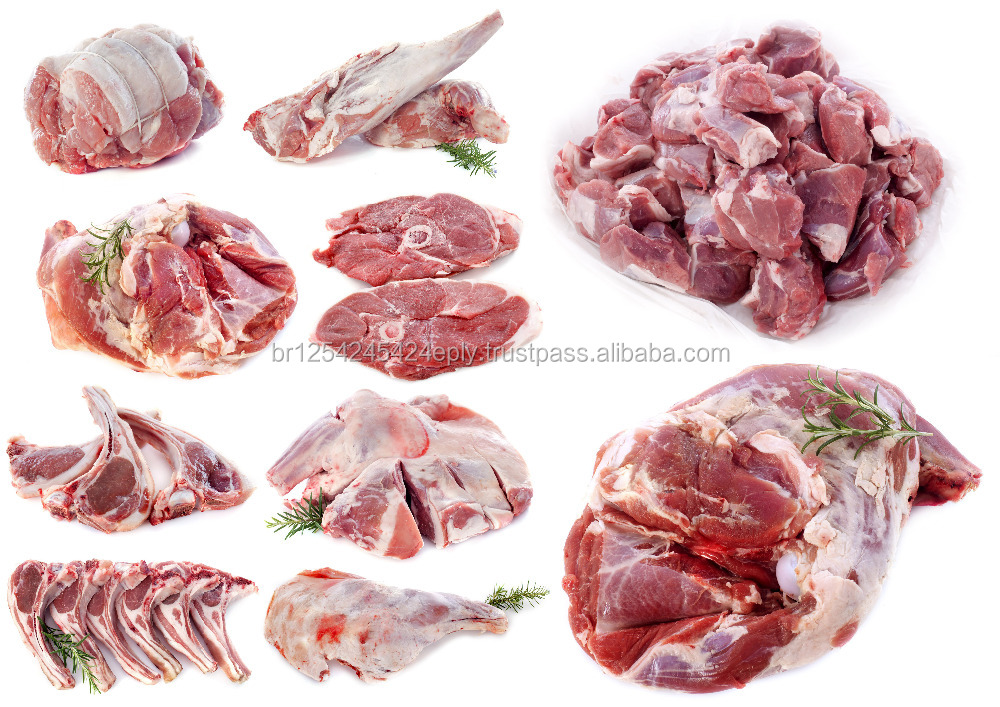 PREMIUM HALAL LAMB meat for sale