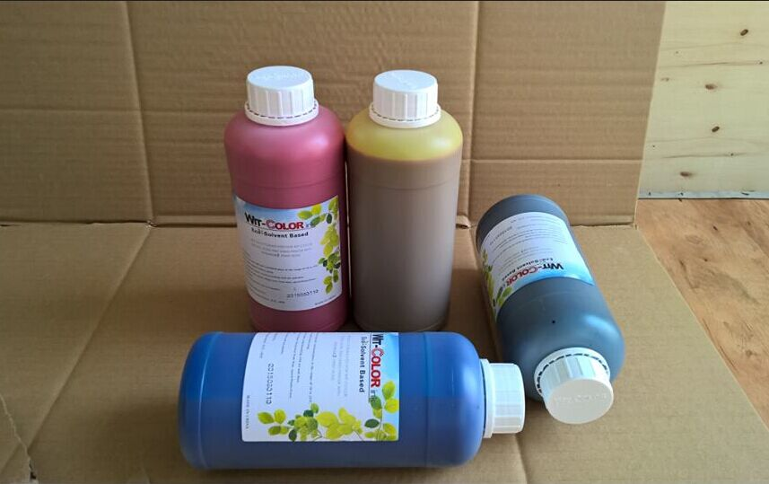 Original Wit-color dx5 / dx7 ink, odorless eco solvent ink