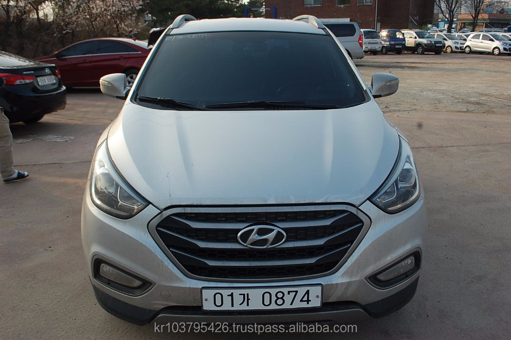 Hyundai Tucson JM X20 Smart Used left handed Korean Car