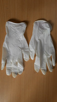 Safety Gloves Medical Latex Examination Gloves Premium Quality