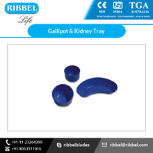 Plastic Medical Disposable Surgical Gallipot & Kidney Tray Products for Hospital Use