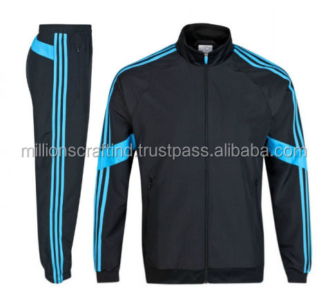 Track Suit Polyester Sports Tracking Suit Hot Quality brilliant style