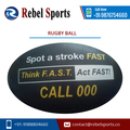 Latest Technology Based Rugby Ball at Minimum Price for Sale