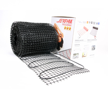 [Raon System] Electric Ice & Snow Melting Heating Cable Mat for Mortar RSMM-C (AC 220V / AC380V) 10Y Warranty
