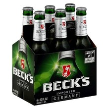 Beck's cans 5,0% 24x33cl 120