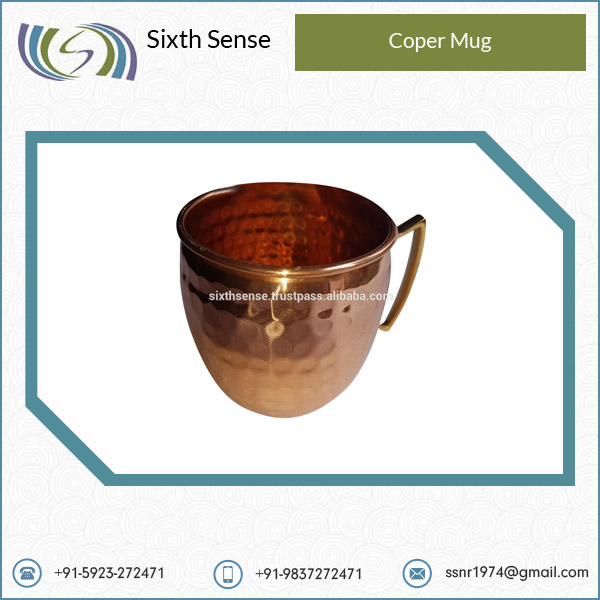 Top Ranked Dealer Supplying Coper Mug at Lowest Market Price