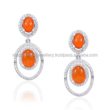 Great Quality Wholesale Silver Jewelry Earrings