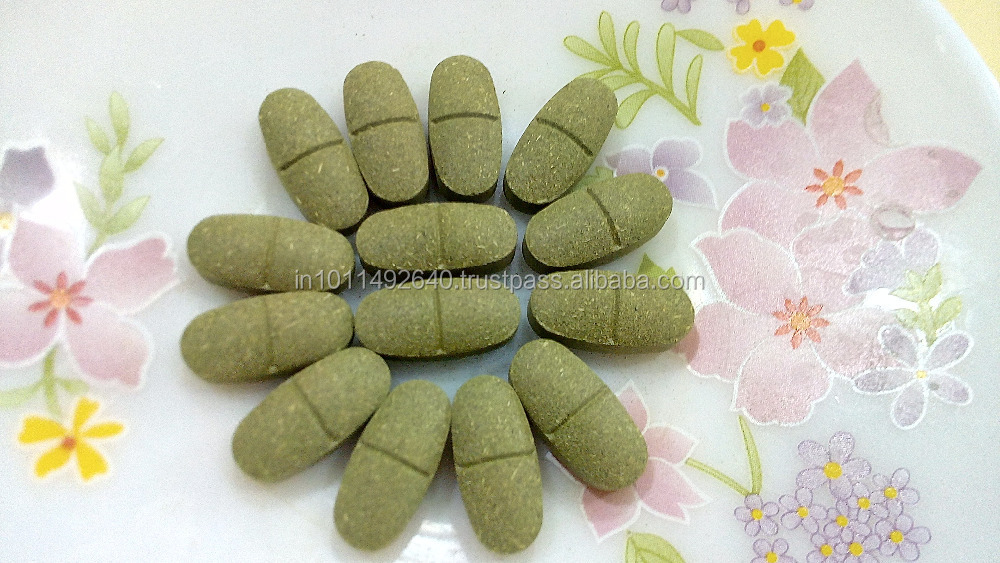 Moringa Olifera Tablets for External Memory