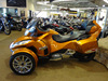 Spyder RT Limited CanAm Can Am Spider RT-S LTD