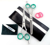 Newest professional hair scissors and equipment for barber shop