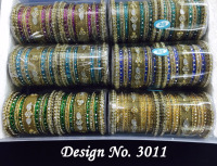 Women Wholesale Indian Glass Bangles