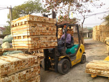Acacia Rough Sawn Timber