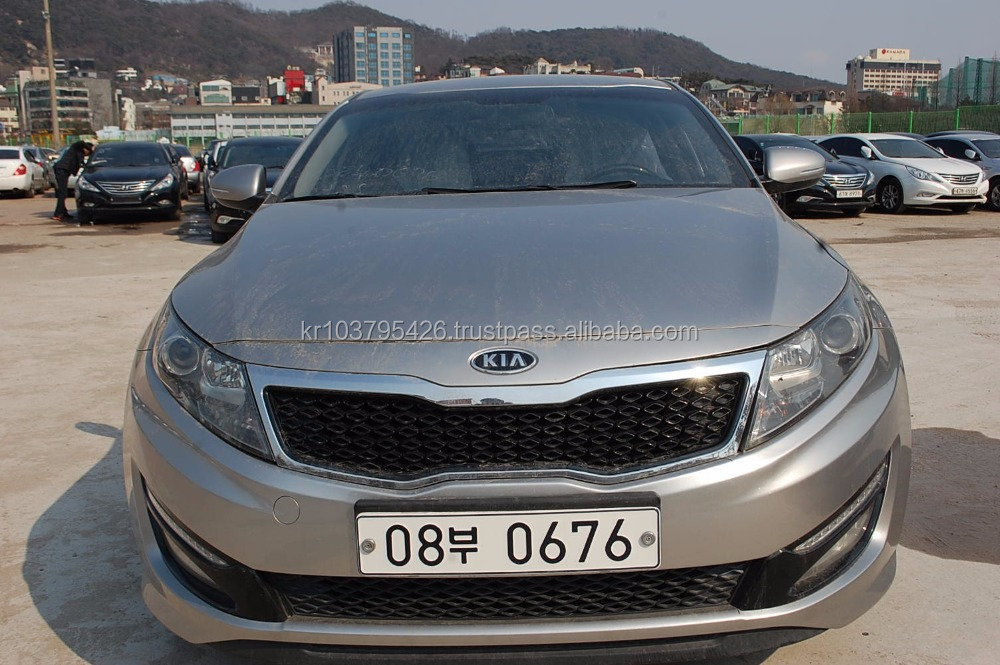 Kia Optima K5 LPI Prestige Used Korean Car