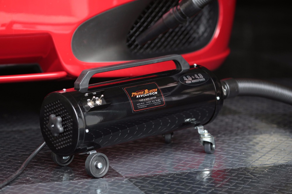 Metrovac Master Blaster Revolution (Car Dryer)