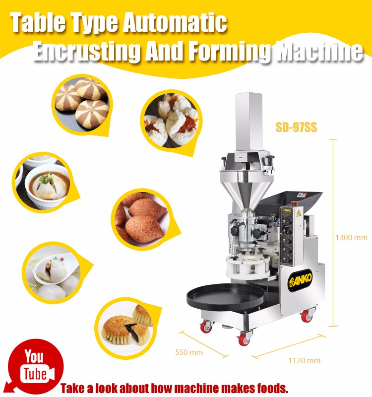 Anko Automatic Hong Kong Dim Sum Rice Made Fried Sesame Ball Maker