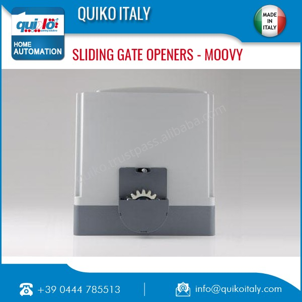 Italy Made Automatic Swing Gate Openerator / Opener Moovy Series