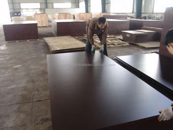 Film faced plywood/formwork plywood/ waterproof plywood