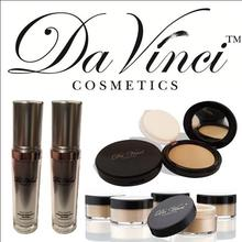 Da Vinci Pressed Foundation - Paraben & Chemical Free Cosmetics