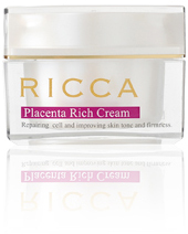 Dr Select RICCA Placenta Rich Facial Cream with Horse Oil