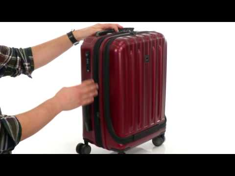 Delsey Helium Titanium International Expandable Carry-On Spinner Trolley  SKU:8499452