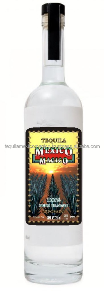 Tequila Blanco by Tequila Mexico Magico