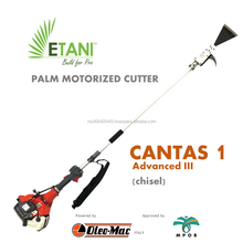 PALM MOTORIZED CUTTER - CANTAS 1 ADVANCED III (CHISEL)