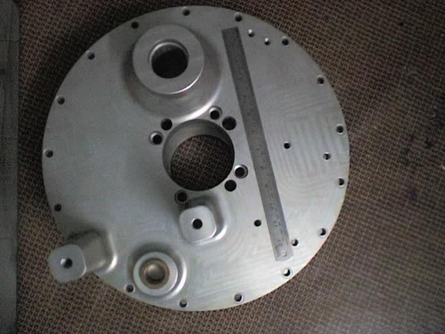 ALUMINIUM HOUSING FOR DRUM ASSEMBLY